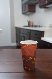 16 oz  Hot Cups - Generic Print
