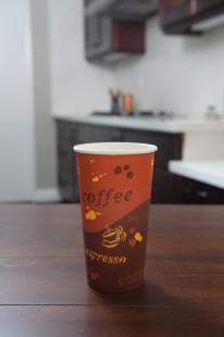 20 oz Hot Cups - Generic Print