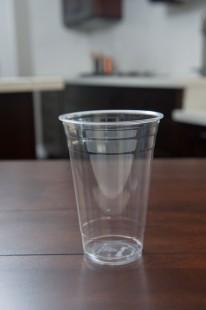 20 oz Clear PET Cups