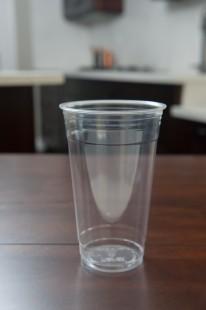 24 oz Clear PET Cups