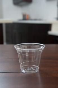 9 oz Clear PET Cups
