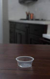 1 oz Squat Portion Cup