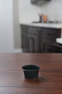 2oz  PP Portion Cups - Black