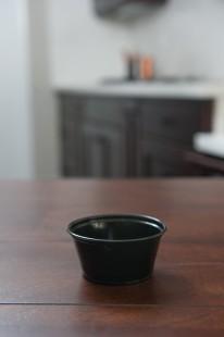 3.25 oz PP Portion Cup - Black